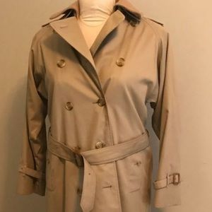 Vintage BURBERRY Trench 14xl